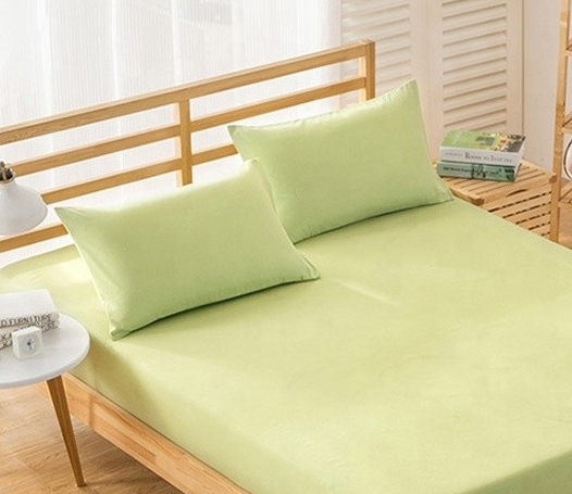 %100 Cotton Pillowcases - Green | 50 x 70 cm - Birgie Home