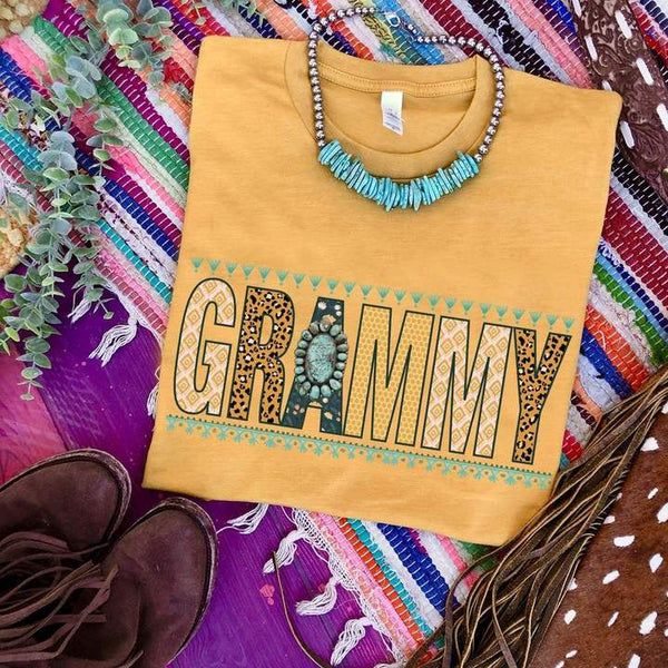 Grammy Tee *MULTIPLE COLORS*
