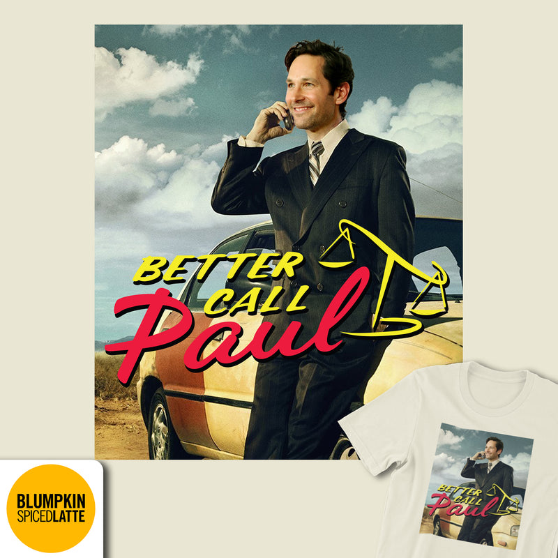 Better Call Paul Tee