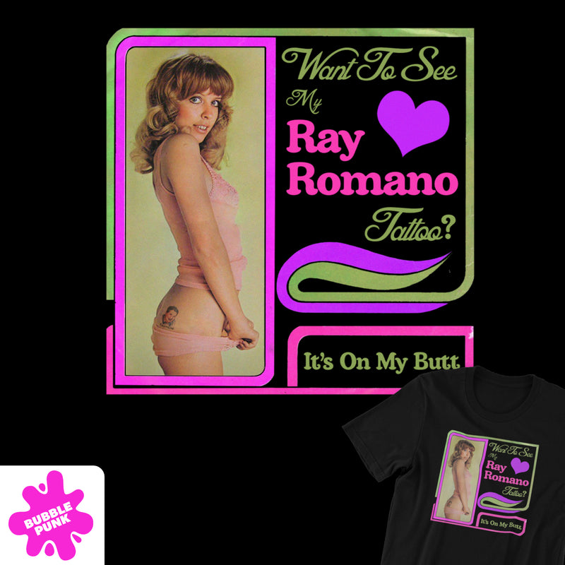Ray Romano Collection Tee
