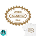 Official PlayStation Seal Tee