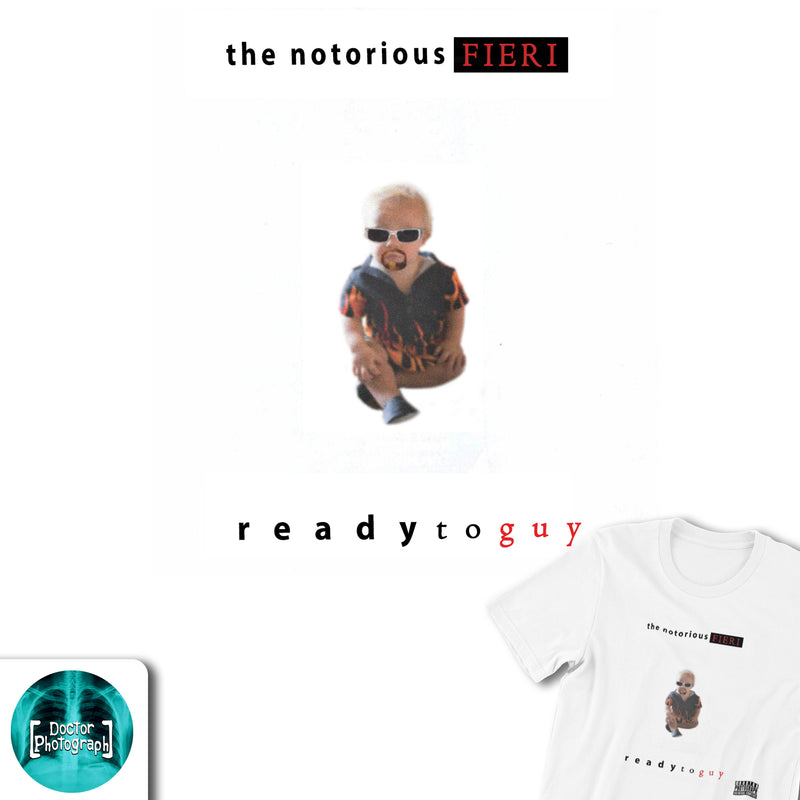 The Notorious Fieri Tee