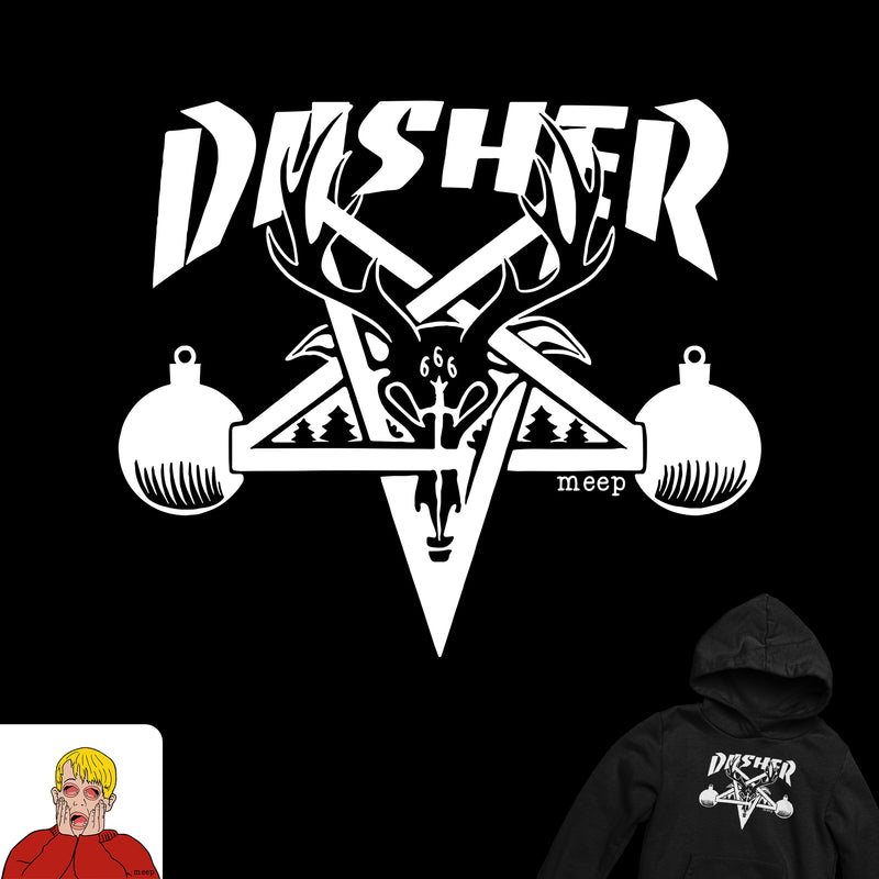 Dasher Hoodie
