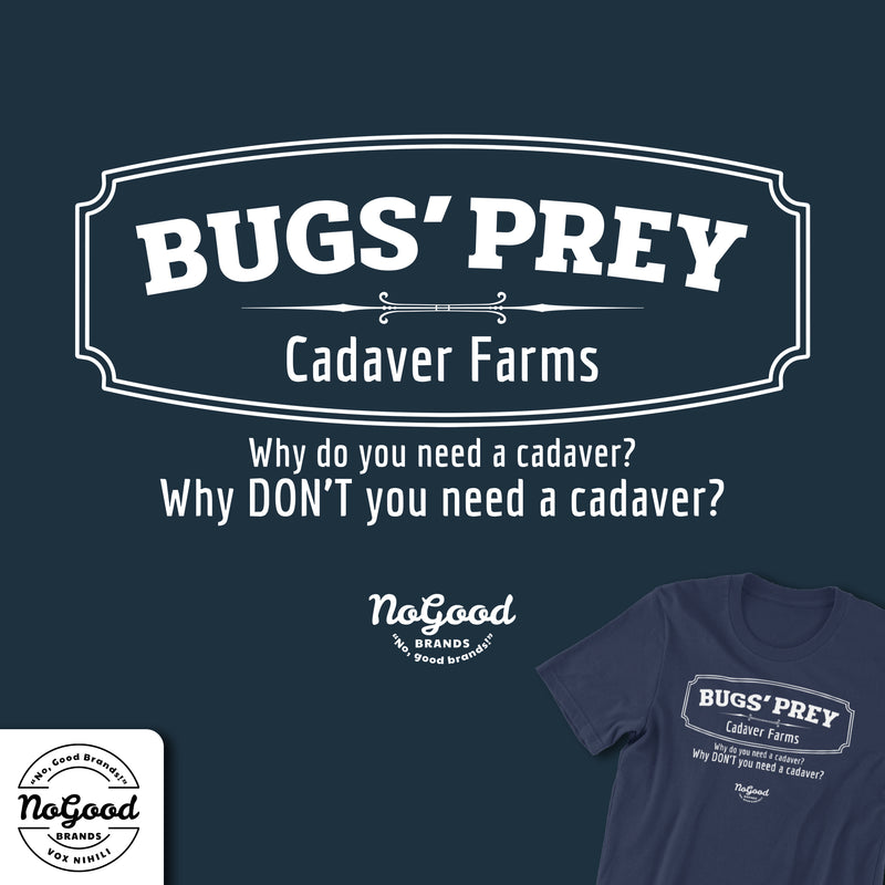 Bug's Prey Cadaver Farms