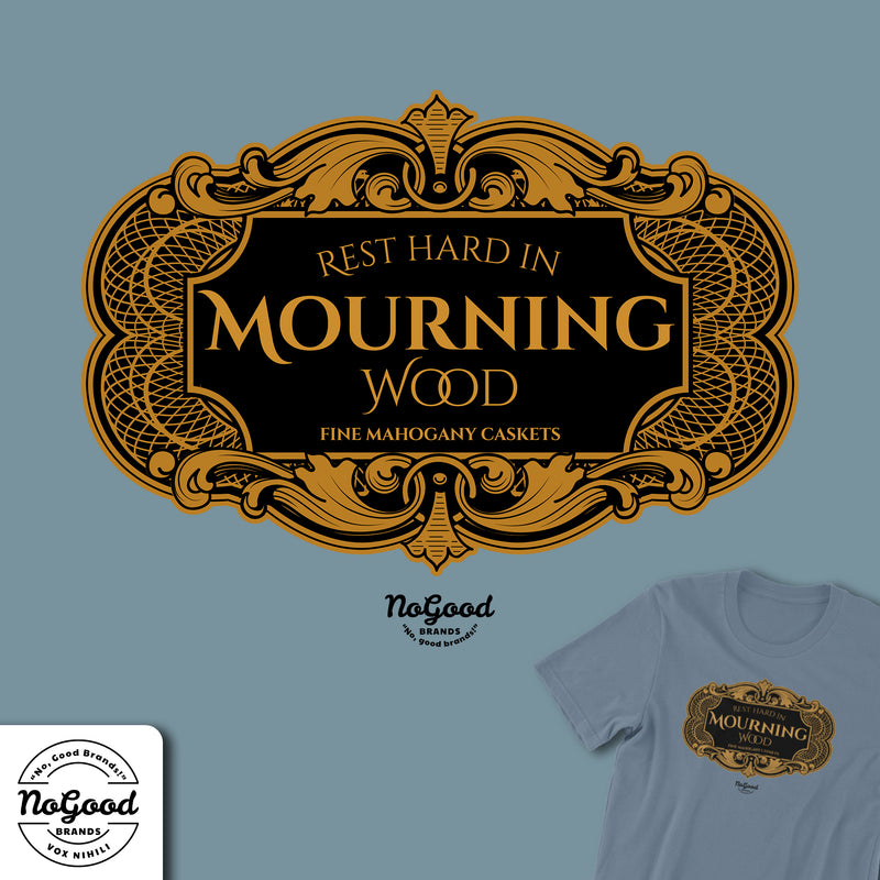 Mourning Wood Tee