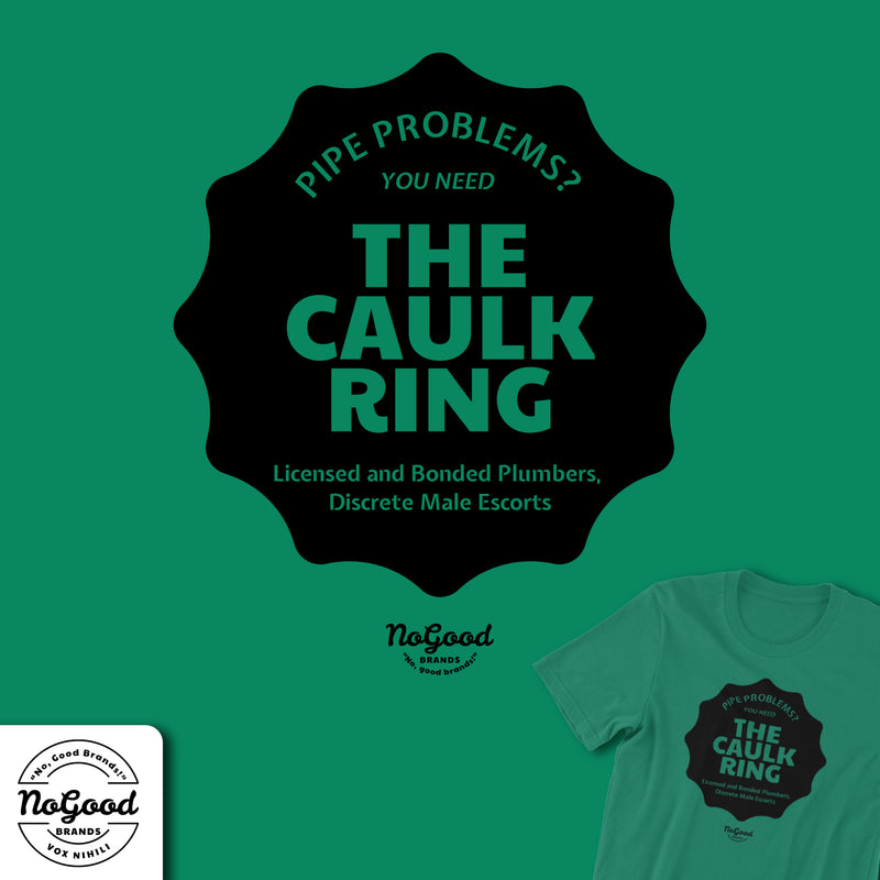 The Caulk Ring Tee