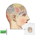 Brain Diagram Tee