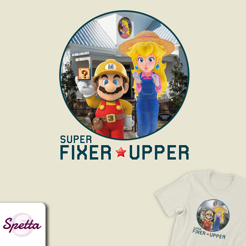 Super Fixer Upper Tee