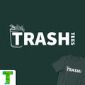 Trash Logo Tee