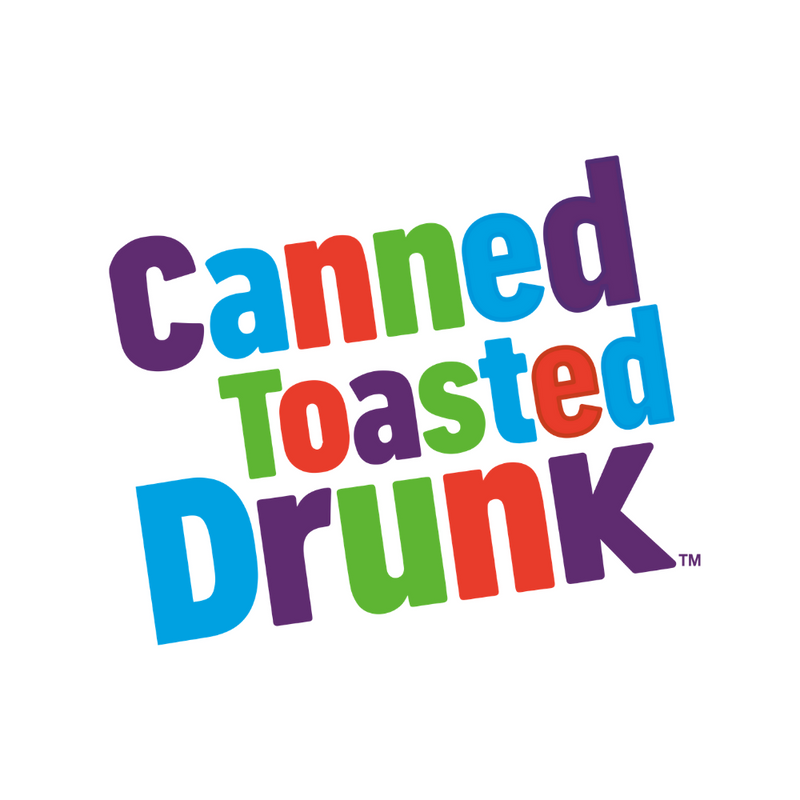 Canned Toasted Drunk Foam Trucker Hat