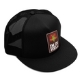Im In Hell Structured Trucker Hat
