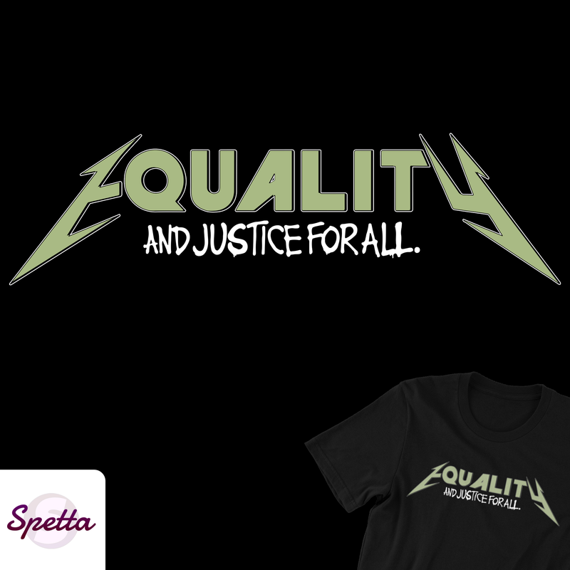 Equality And Justice For All Tee