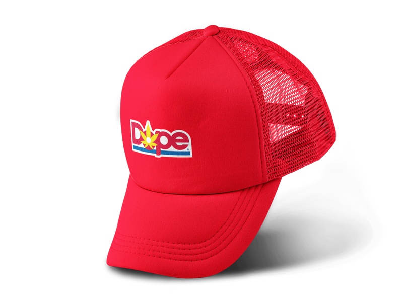 Dope Foam Trucker Hat