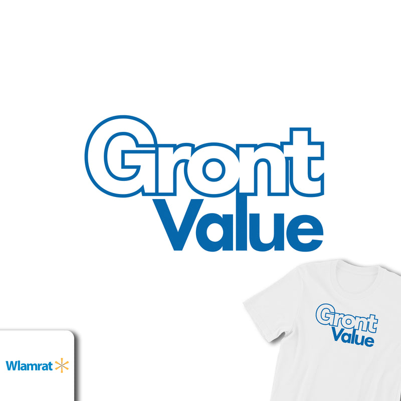 Gront Value Tee