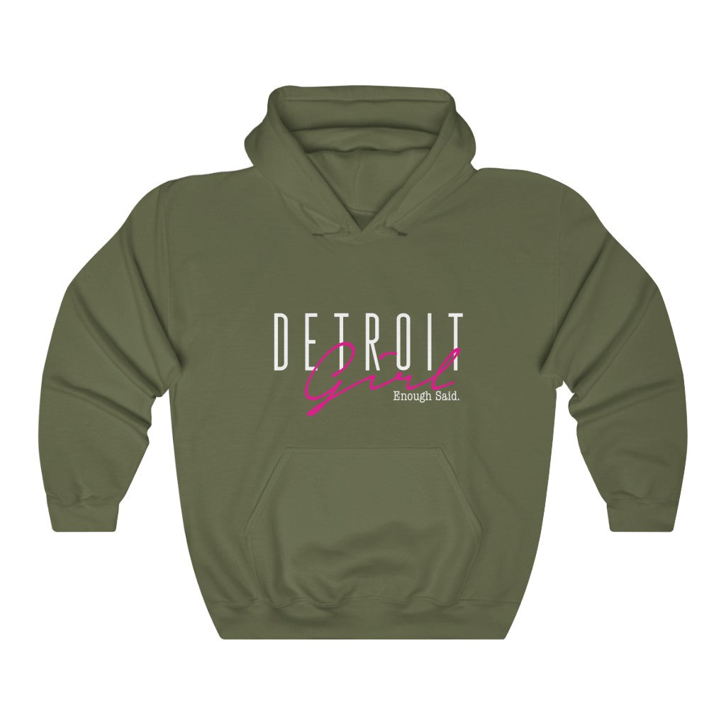 Detroit Girl...Enough Said!