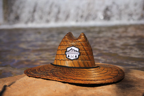 Rad Mountain Straw Hat