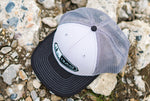 Pines to Palms Snapback Hat - Gray