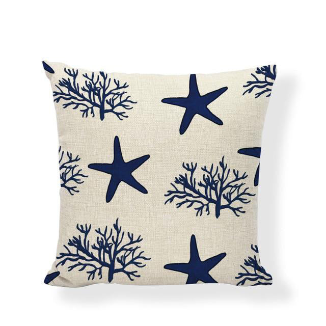 Ocean Linen Pillowcase cover