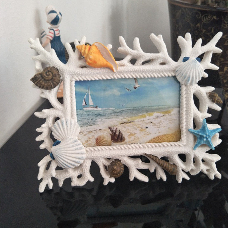 Creative Coral picture frame