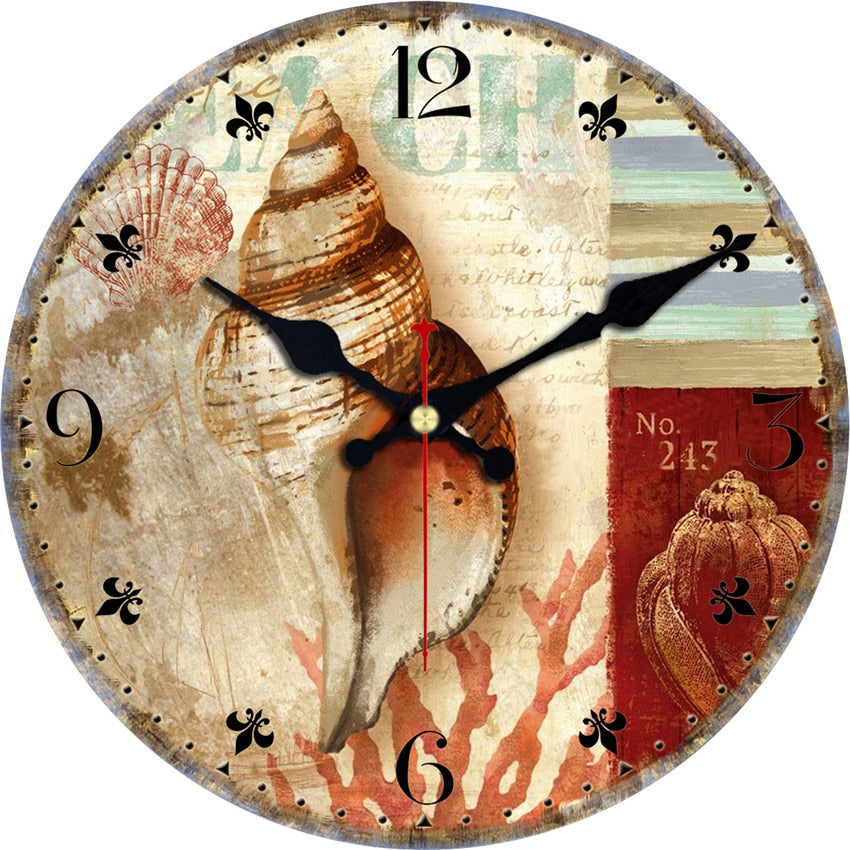 Vitnage Wall Clock