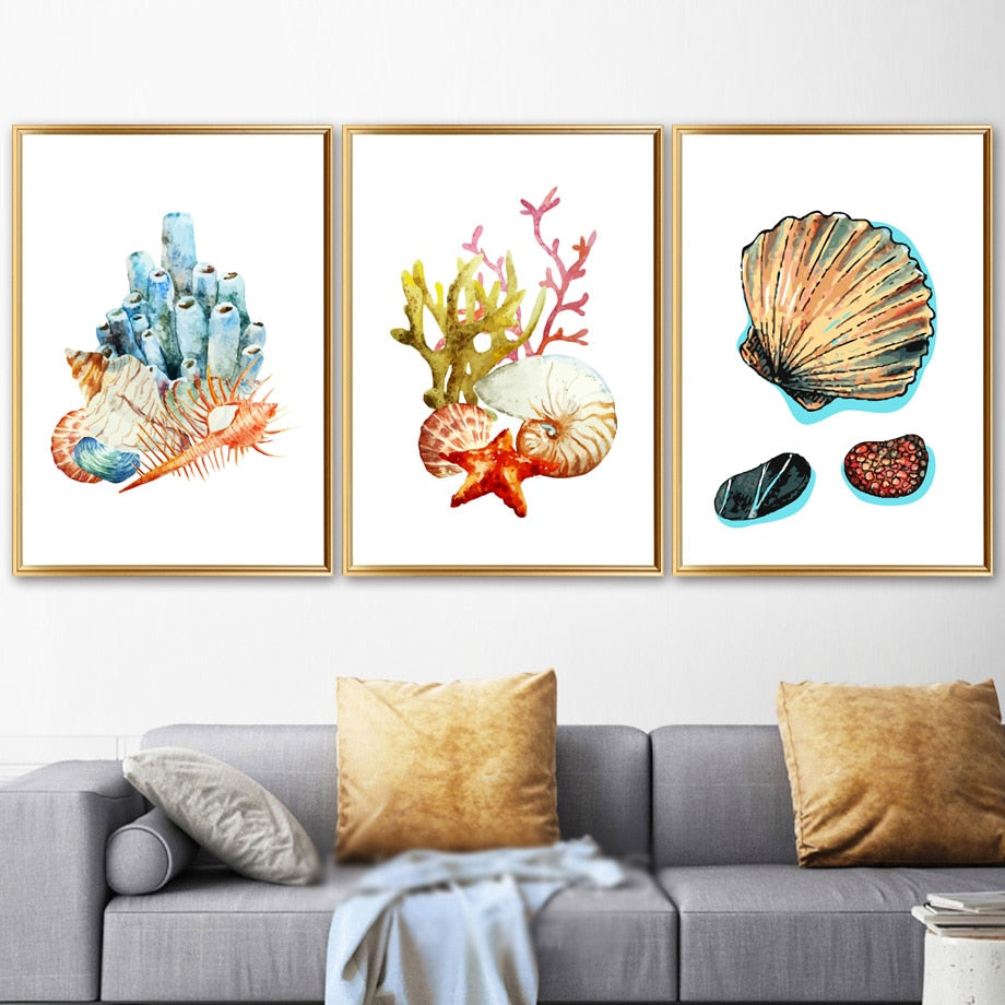 Marine Wall Art Prints