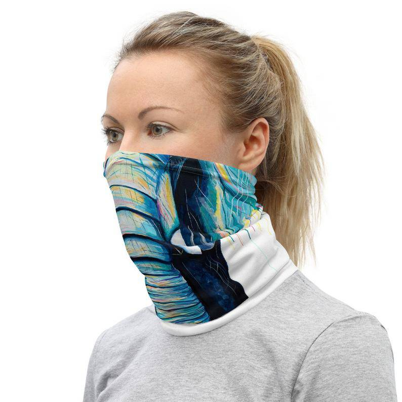 Elephant Trunk Neck Gaiter