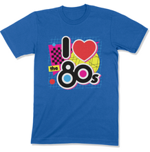 Load image into Gallery viewer, I Love the 80s Shirt
