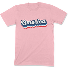 Load image into Gallery viewer, Vintage America Cursive Shirt