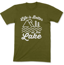 Load image into Gallery viewer, Life is Better at the Lake Shirt