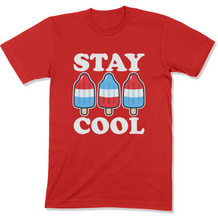 Load image into Gallery viewer, Stay Cool Popsicle USA Shirt