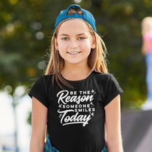 Load image into Gallery viewer, Be The Reason Someone Smiles Shirt