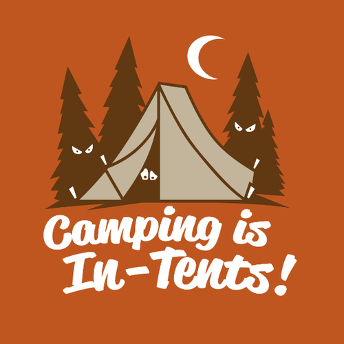 Camping Is In-Tents
