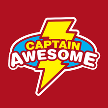 Load image into Gallery viewer, Captain Awesome