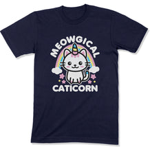 Load image into Gallery viewer, Meowgical Caticorn Shirt