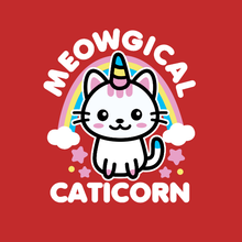 Load image into Gallery viewer, Meowgical Caticorn