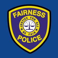 Load image into Gallery viewer, Fairness Police
