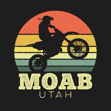 Load image into Gallery viewer, Moab Utah Dirt Bike