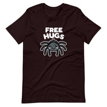 Load image into Gallery viewer, Free Hugs Kawaii Spider Shirt