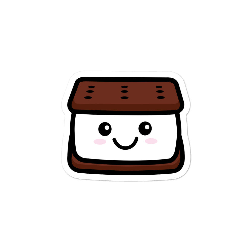 Cute Kawaii Ice Cream Sandwich Stickers