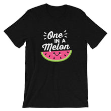 Load image into Gallery viewer, One in a Melon Funny Food Pun T-Shirt