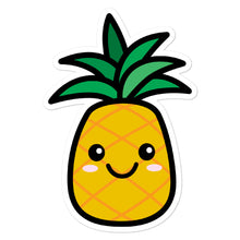 Load image into Gallery viewer, Cute Kawaii Pineapple Fruit Lovers Stickers