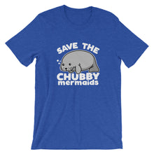 Load image into Gallery viewer, Save the Chubby Mermaids Shirt