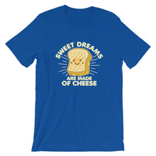 Load image into Gallery viewer, Sweet Dreams Grilled Cheese Kawaii T-Shirt