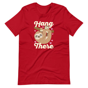 Hang In There Sloth Kawaii T-Shirt