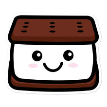Load image into Gallery viewer, Cute Kawaii Ice Cream Sandwich Stickers