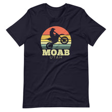 Load image into Gallery viewer, Moab Utah Dirt Bike Shirt