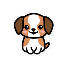 Load image into Gallery viewer, Cute Kawaii Beagle Dog Lover Stickers
