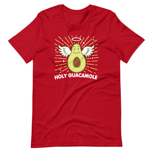 Holy Guacamole Angel Avocado Shirt