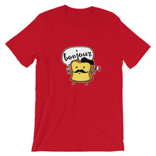 Load image into Gallery viewer, French Toast Bonjour Cute Kawaii T-Shirt