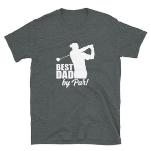 Best Dad by Par Golf Lovers T-Shirt